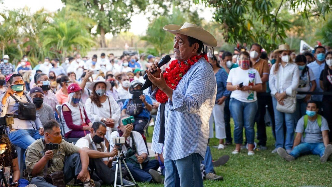 Félix Salgado podría perder candidatura por no reportar gastos; INE abre proceso