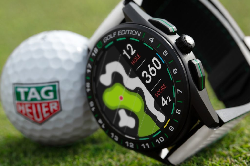 Tag Heuer Tommy Fleetwood golf