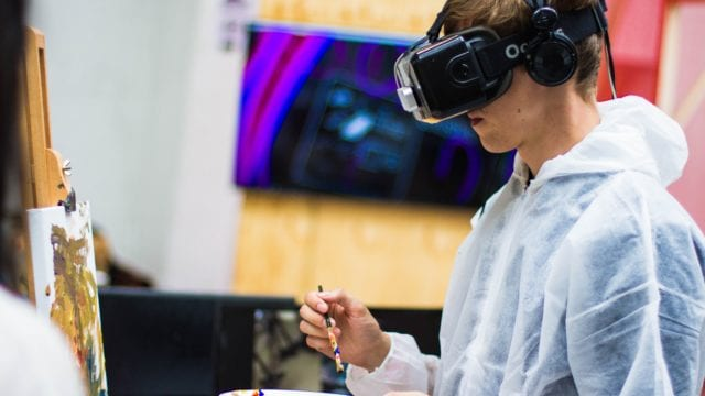 vida, Tecnología 5G Realidad Virtual
