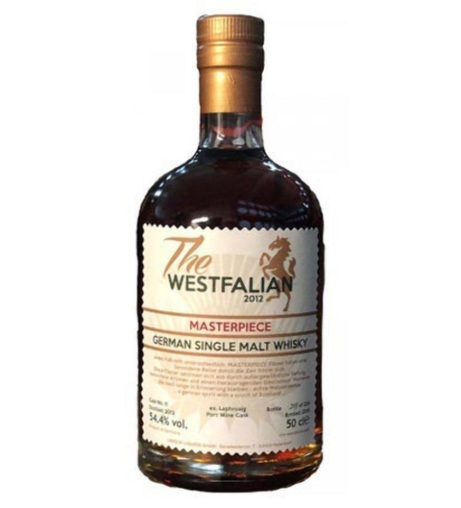 Whisky destilados