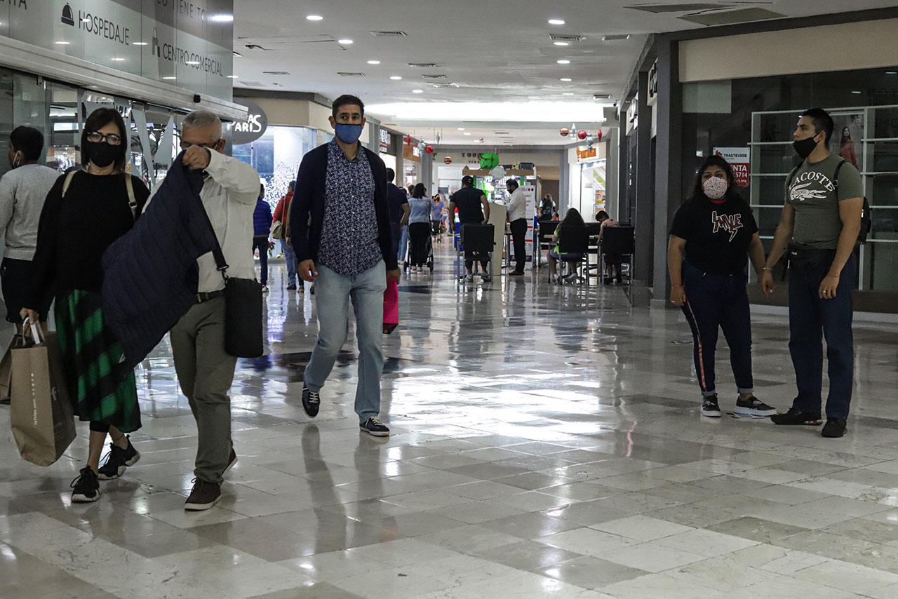 México suma 21,007 nuevos contagios de Covid-19