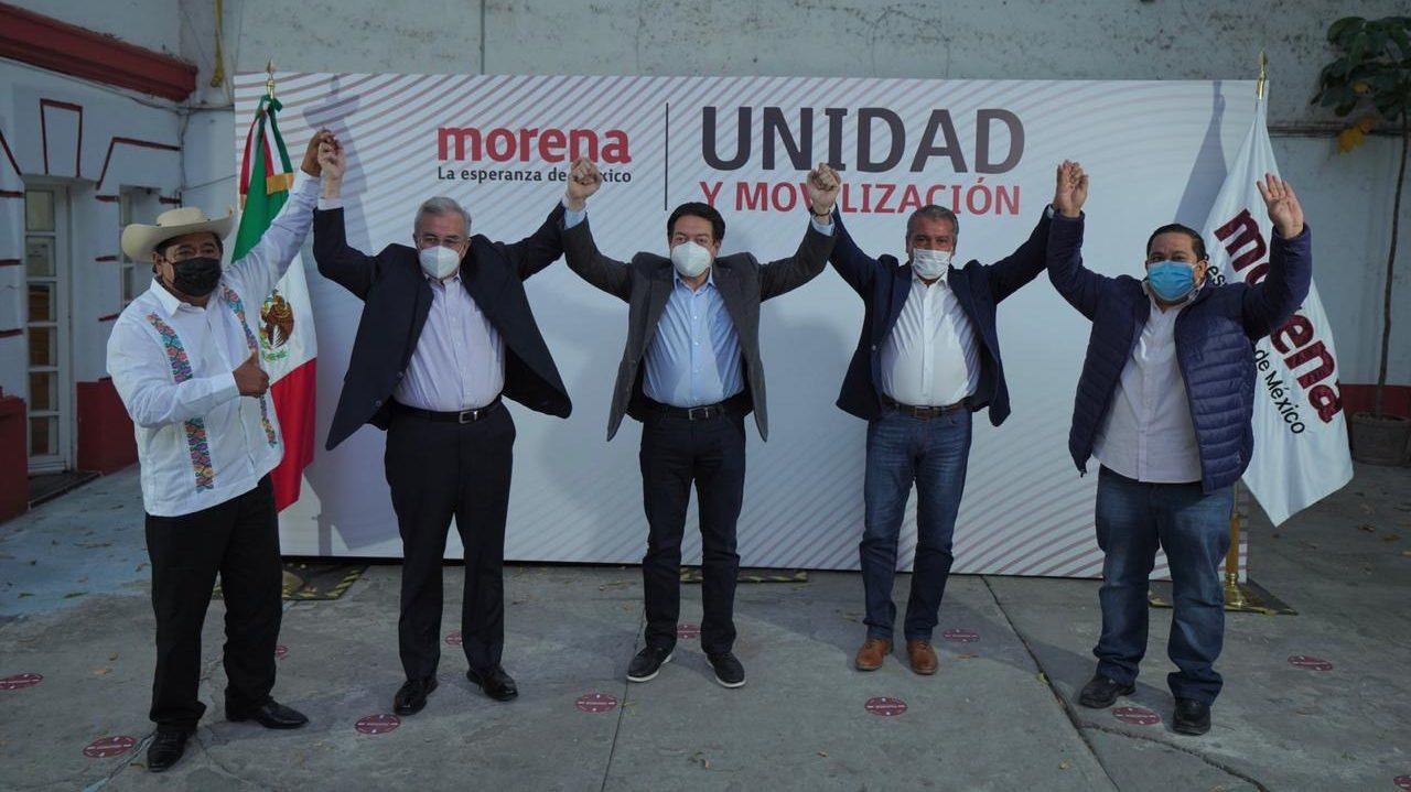 'Perdedores', chapulines y expriistas, los candidatos de Morena en los estados