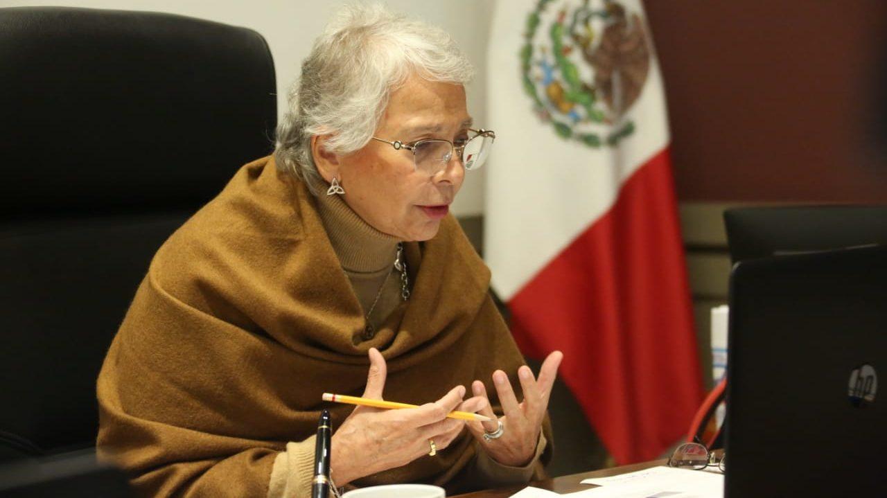 Olga Sánchez Cordero será la presidenta del Senado