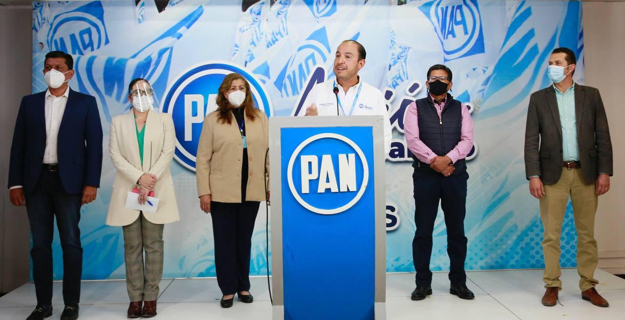 MC y PAN se confrontan por las alianzas