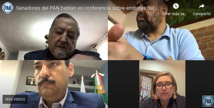 PAN quiere convencer a cada  legislador de no desaparecer IFT, INAI, Cofece