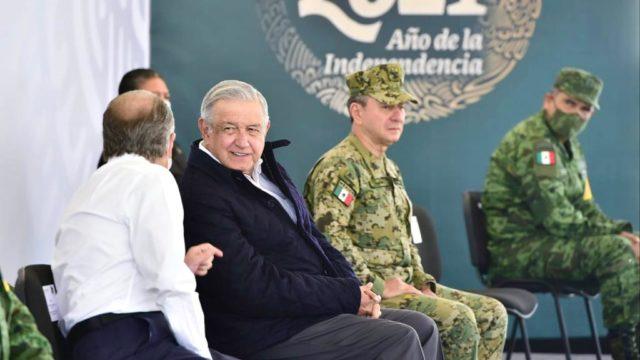 AMLO Covid San Luis Potosí