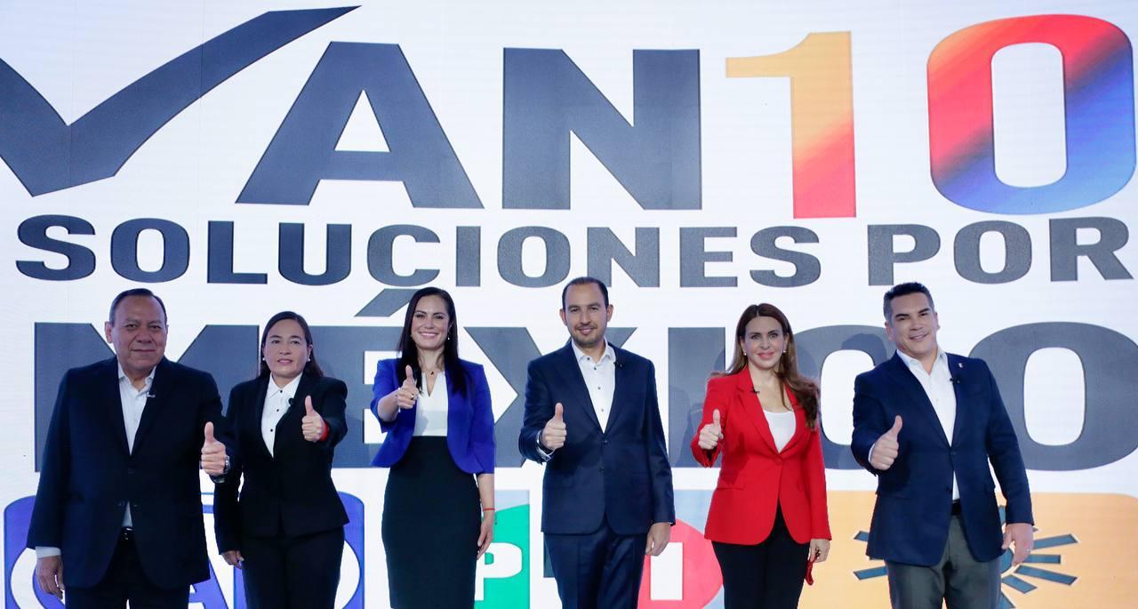 Alianza del PRI, PRD, PAN va por los programas que eliminó AMLO