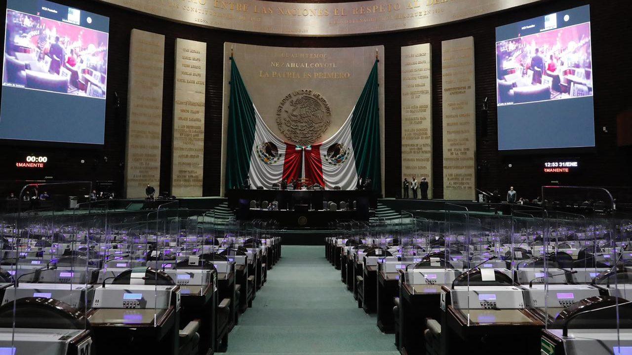 Diputados discutirán mañana ampliación del mandato de Zaldívar