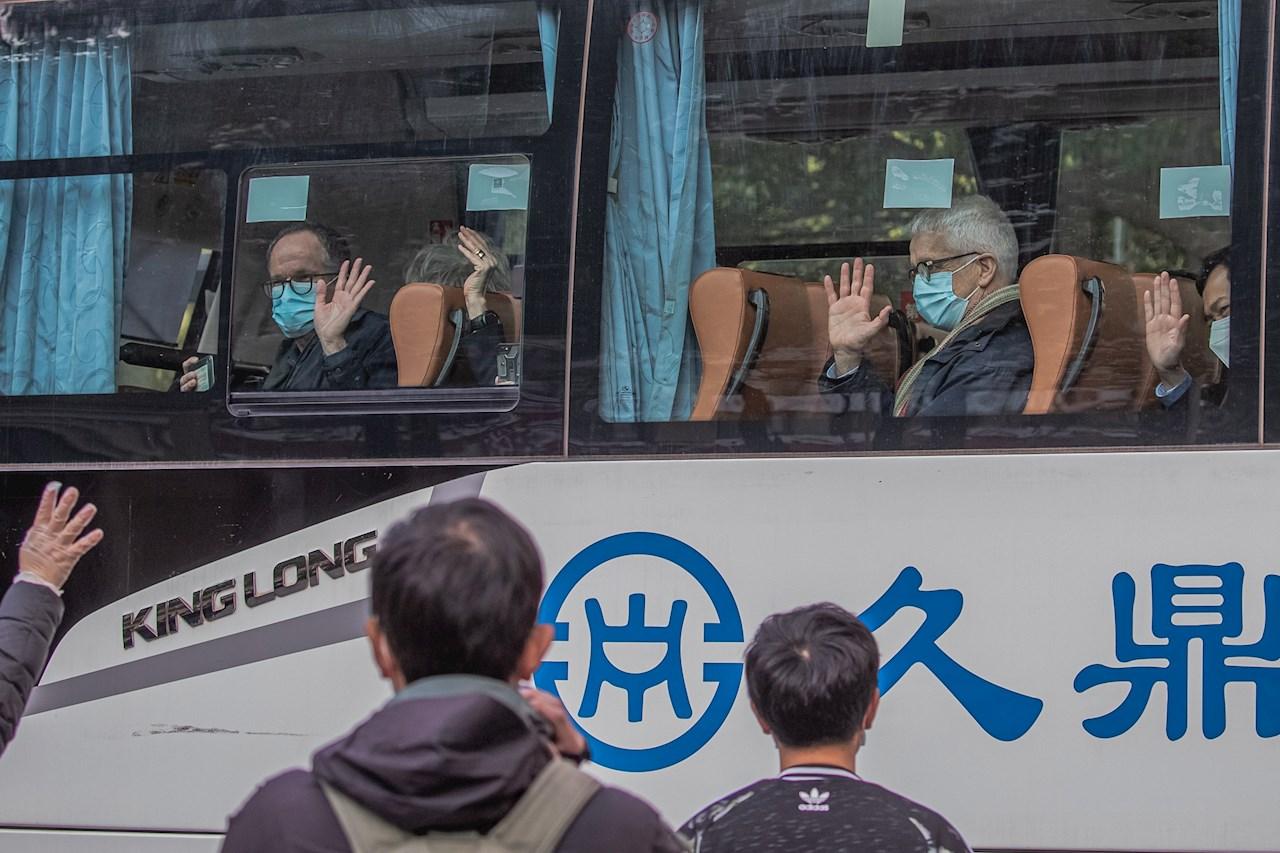 La OMS comienza misión  en Wuhan para encontrar origen del coronavirus