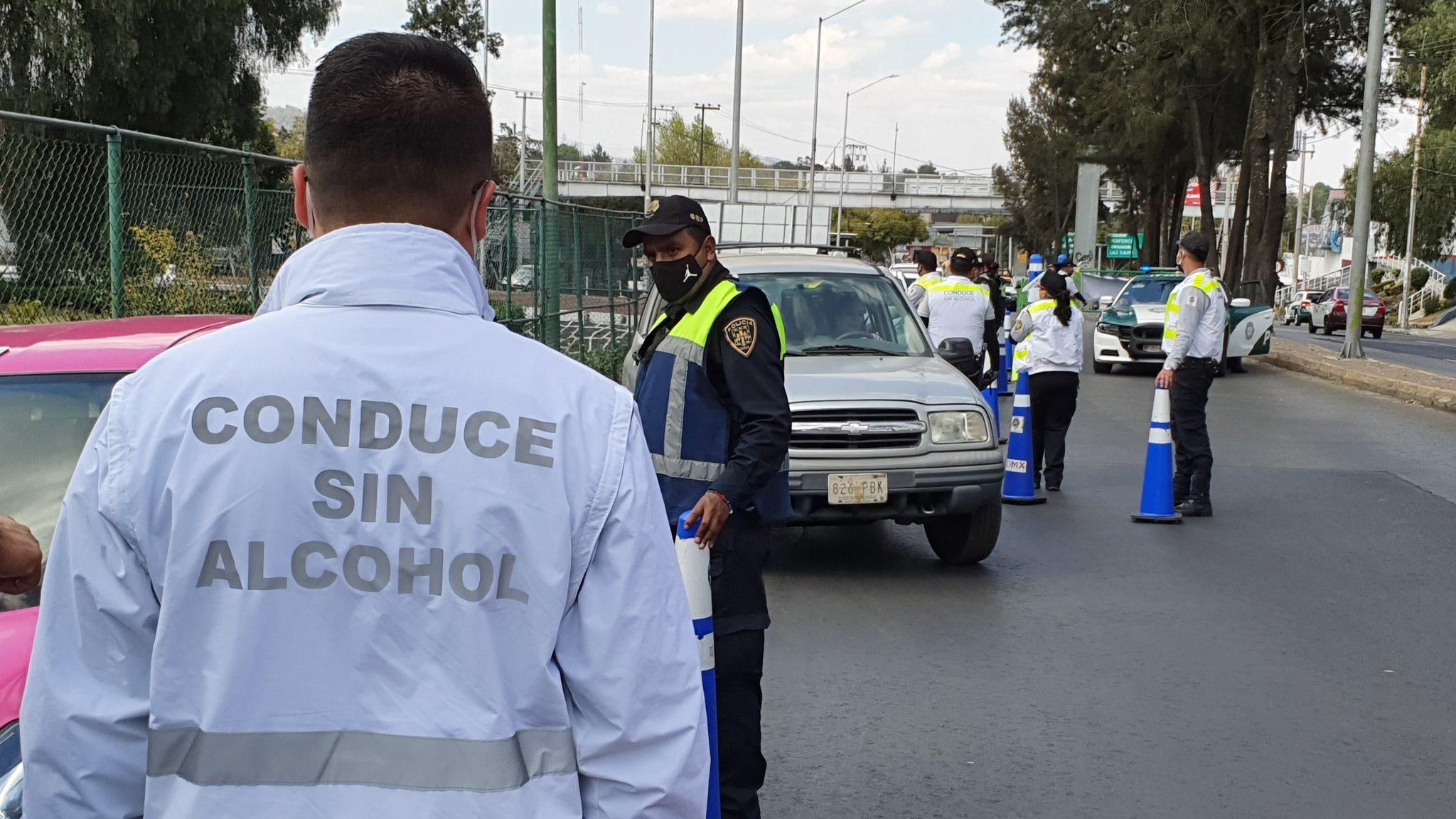 Cambian reglamento de tránsito de CDMX: endurecen sanciones por alcoholímetro