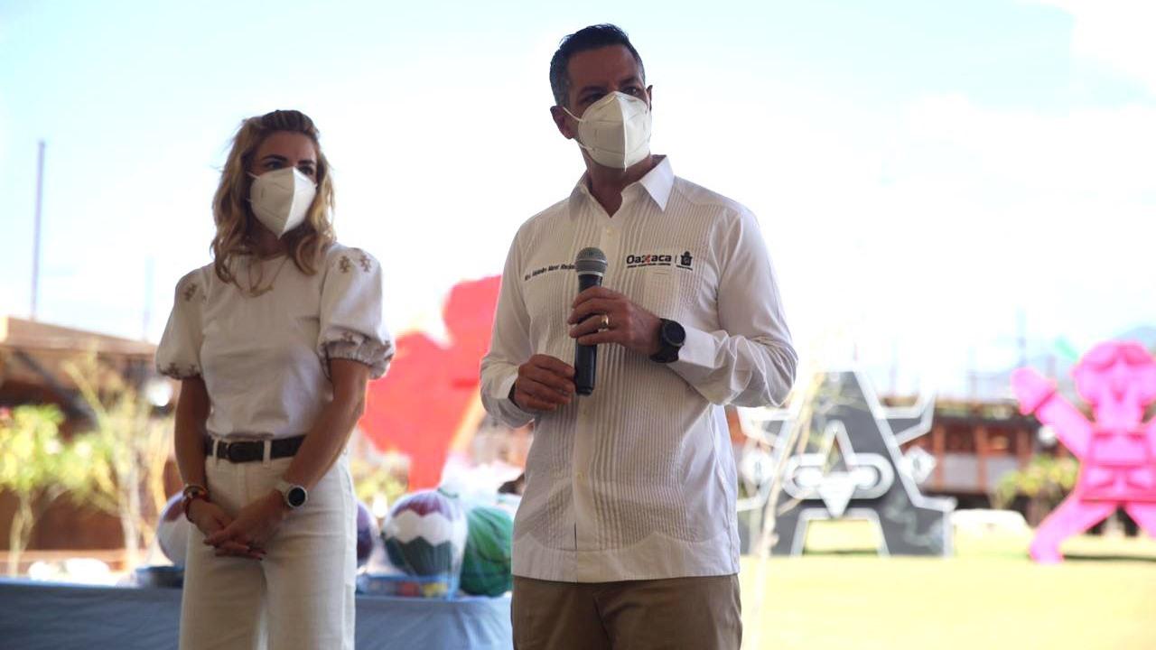 Gobernador de Oaxaca da positivo a Covid-19; 14 mandatarios se han enfermado