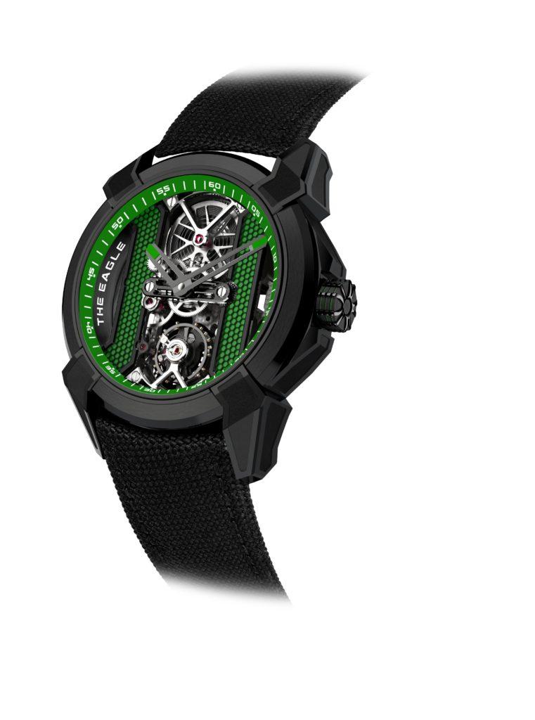 alta relojería Jacob & Co