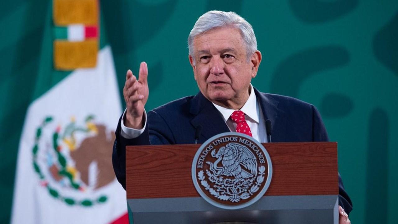 El presidente AMLO confirmó que dio positivo a Covid-19
