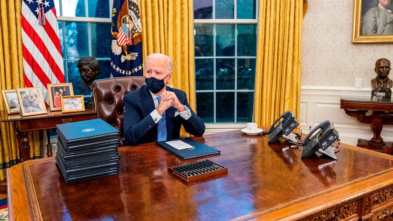 Economía, pandemia y migración: los ejes del gobierno de Joe Biden