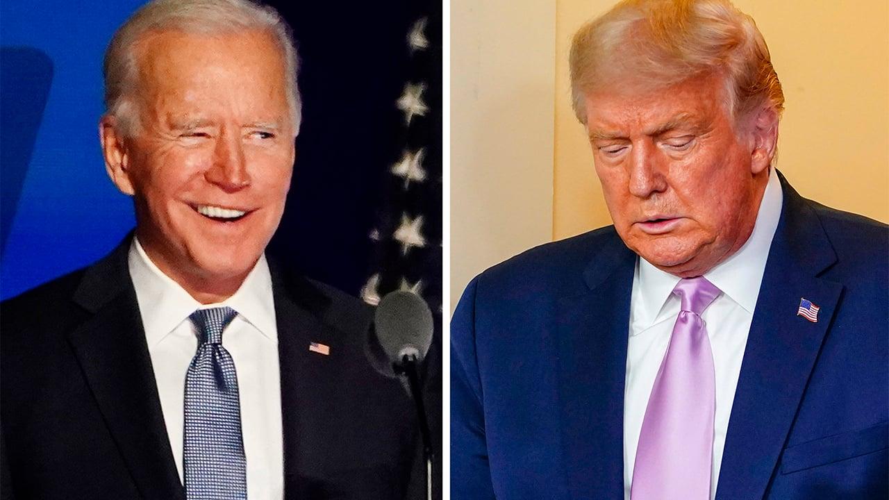 Congreso debe decidir sobre juicio político a Trump: Biden