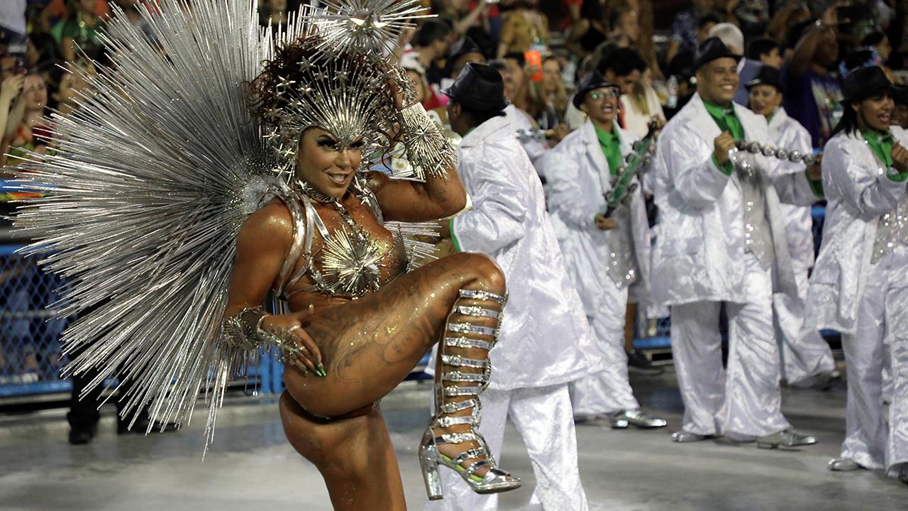 Cancelan el carnaval de Río de Janeiro