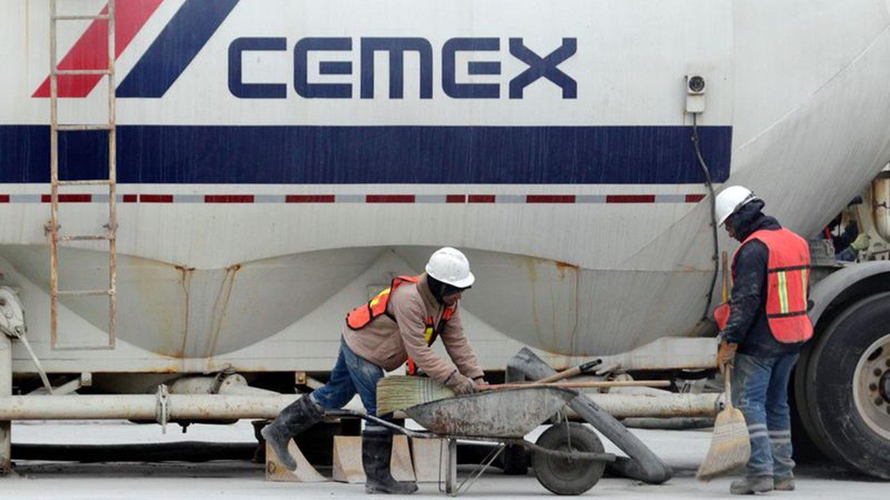 Acciones de Cemex se disparan a su mejor nivel en 2 años