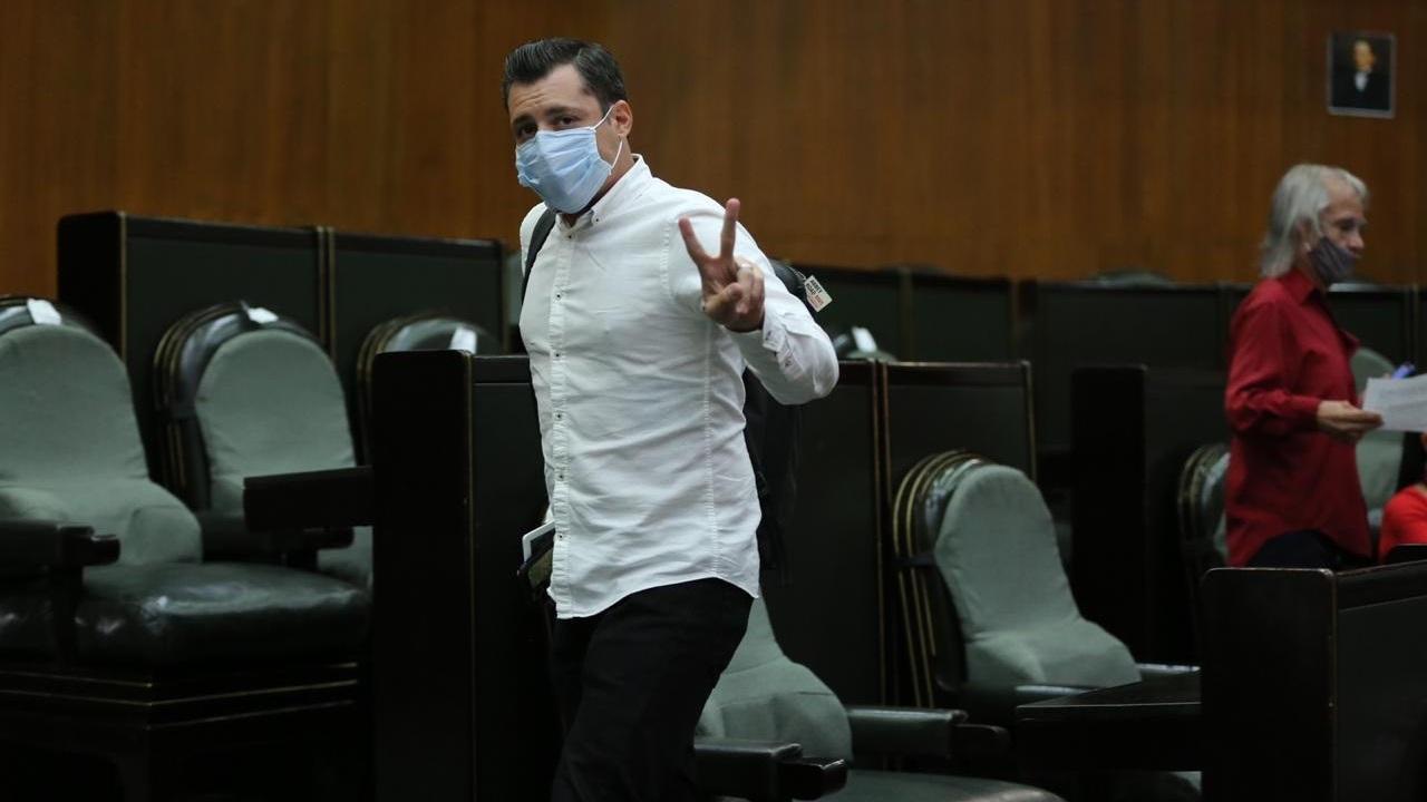 Luis Donaldo Colosio será el candidato de MC a la alcaldía de Monterrey
