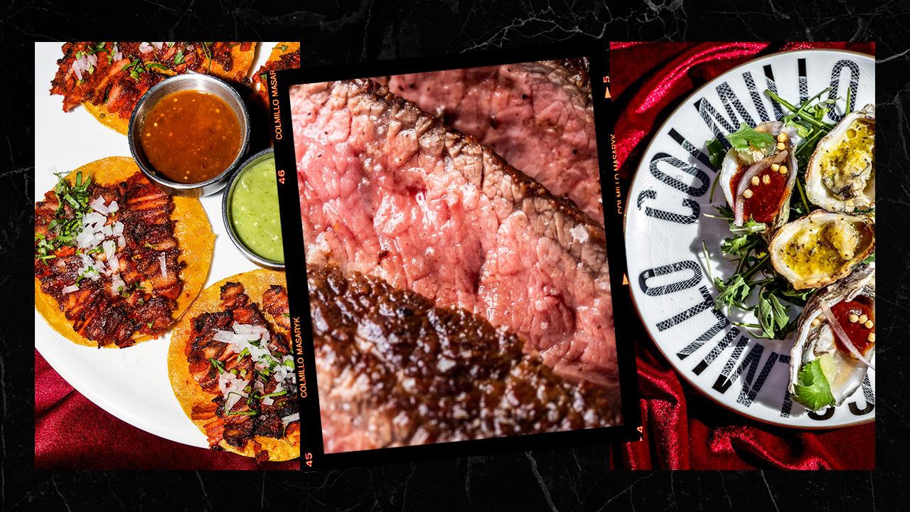 Colmillo: el secreto culinario mejor escondido en Avenida Masaryk