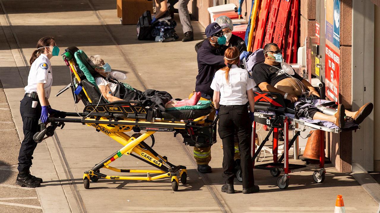 Estados Unidos supera los 440 mil fallecidos por Covid-19