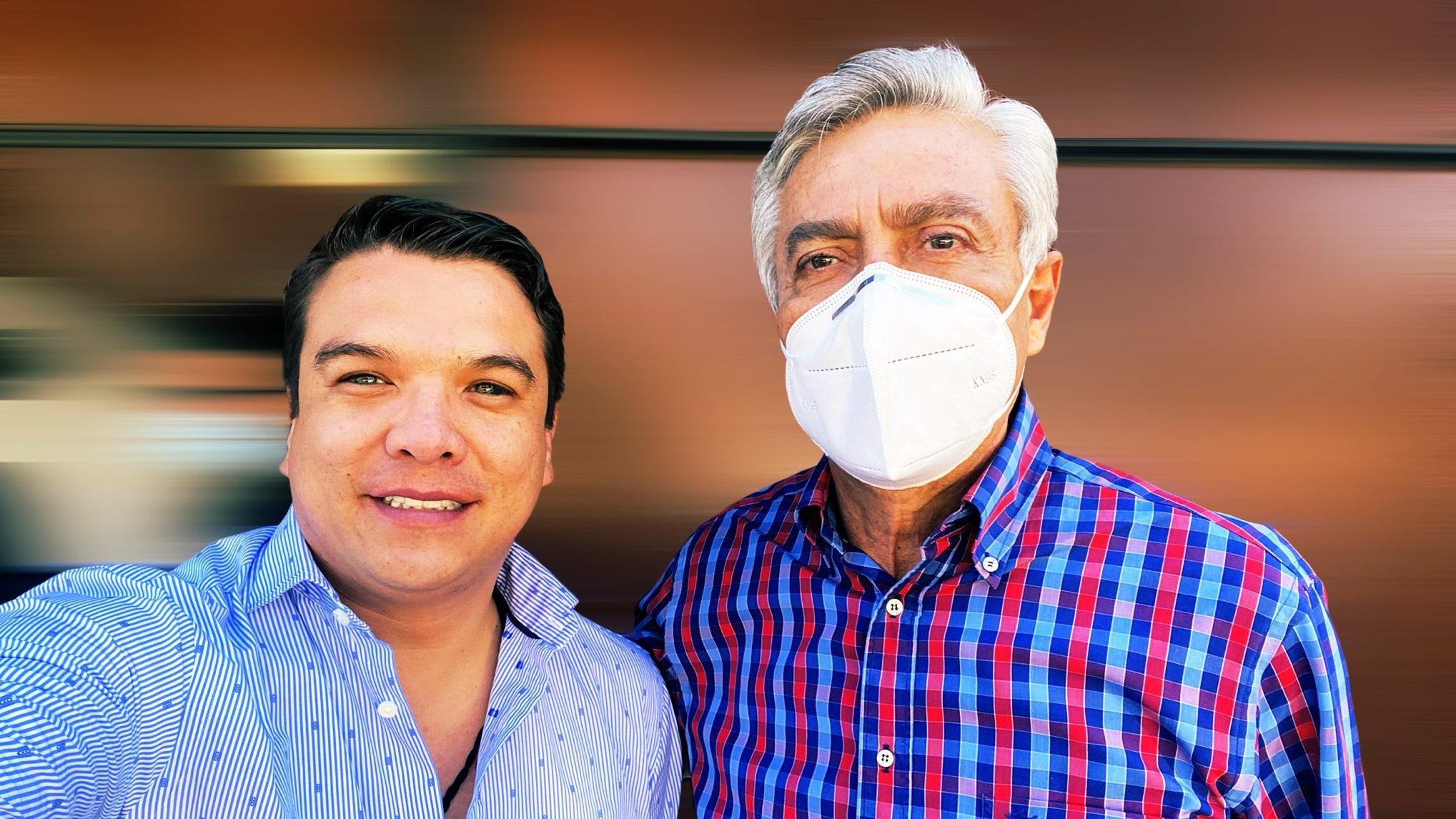 cristóbal Arias Gerardo Islas