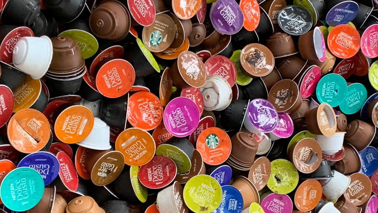 CDMX y Nestlé acuerdan plan de reciclaje de cápsulas de café