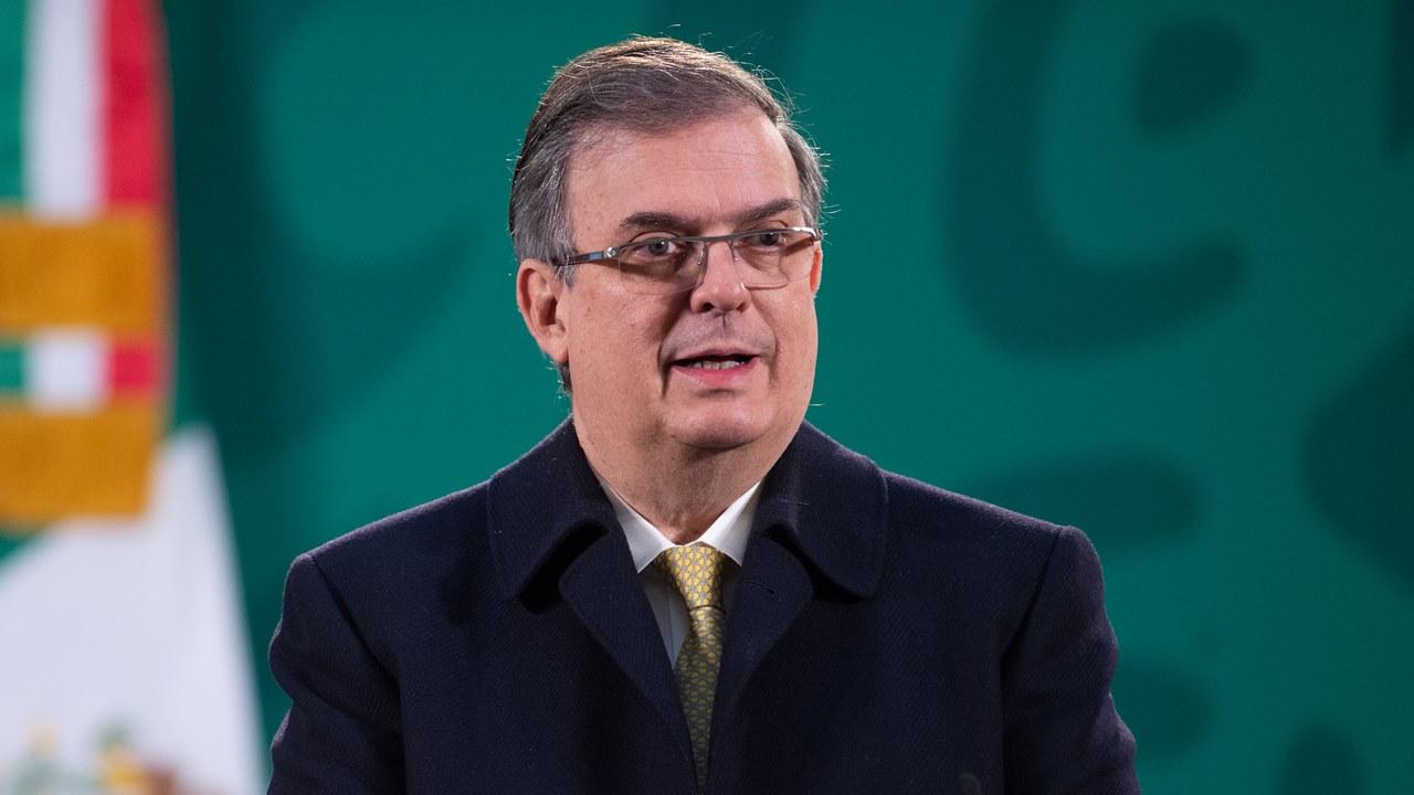 Ebrard y Clouthier tendrán reunión virtual con secretario de Estado de EU, Antony Blinken