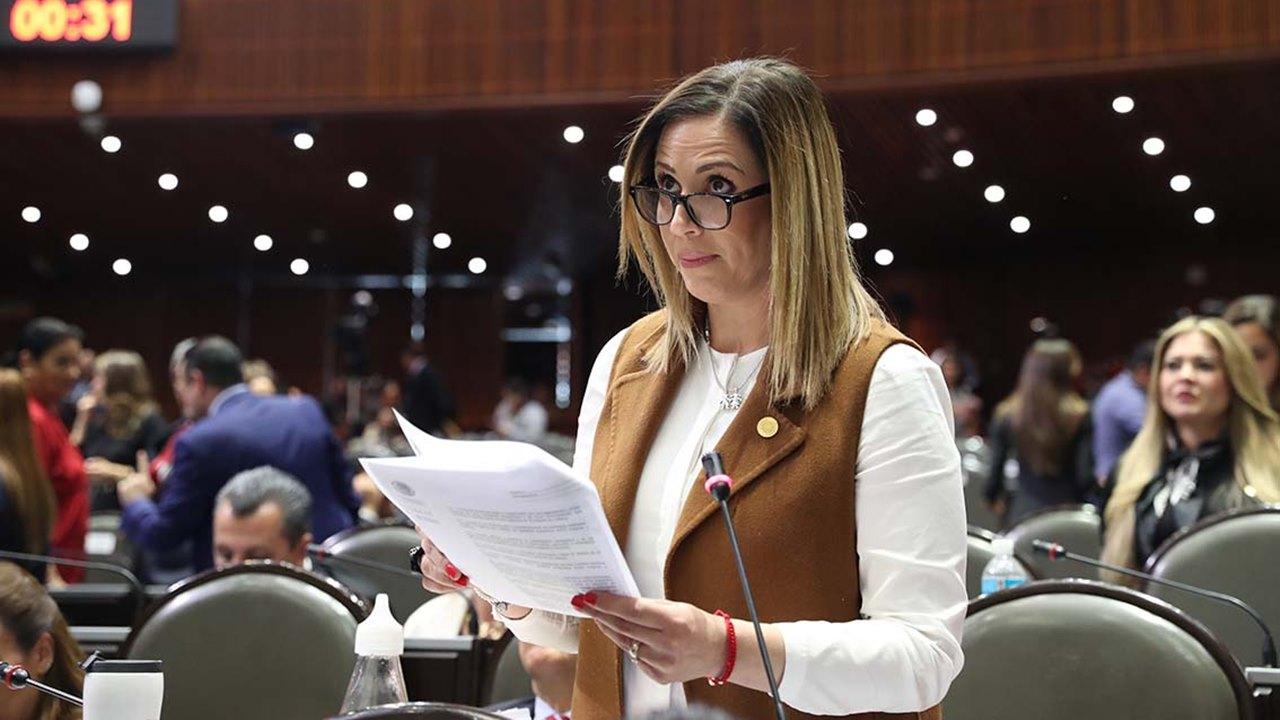 Fabiola Loya es la nueva coordinadora de MC en San Lázaro