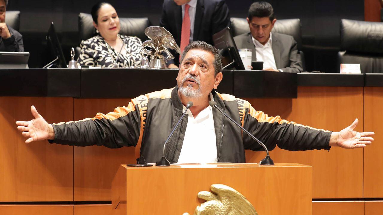 Morena quita candidatura a Félix Salgado y repondrá proceso en Guerrero