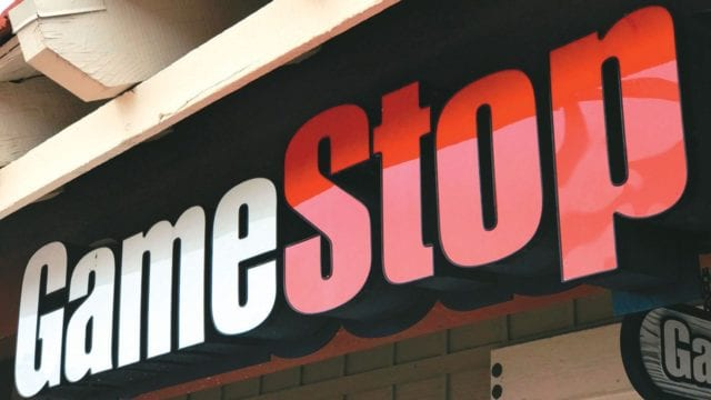 GameStop Crashes on Wall Street Following Possible Stock Sale Announcement
