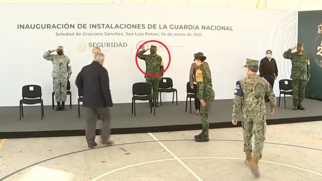 Guzmar González SLP AMLO gira