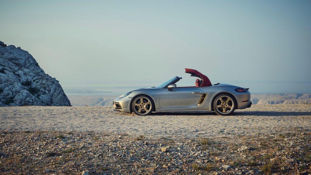 Porsche Edición Limitada