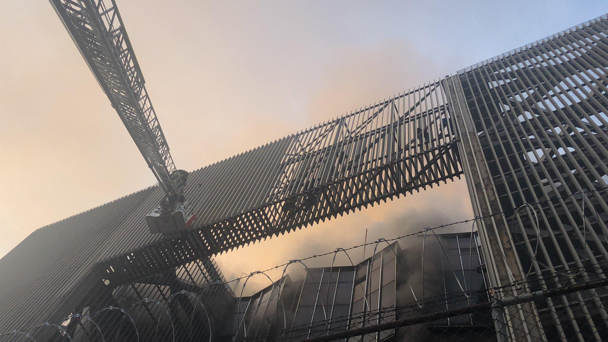 Incendio en Metro de CDMX apunta a transformadores; realizan peritaje
