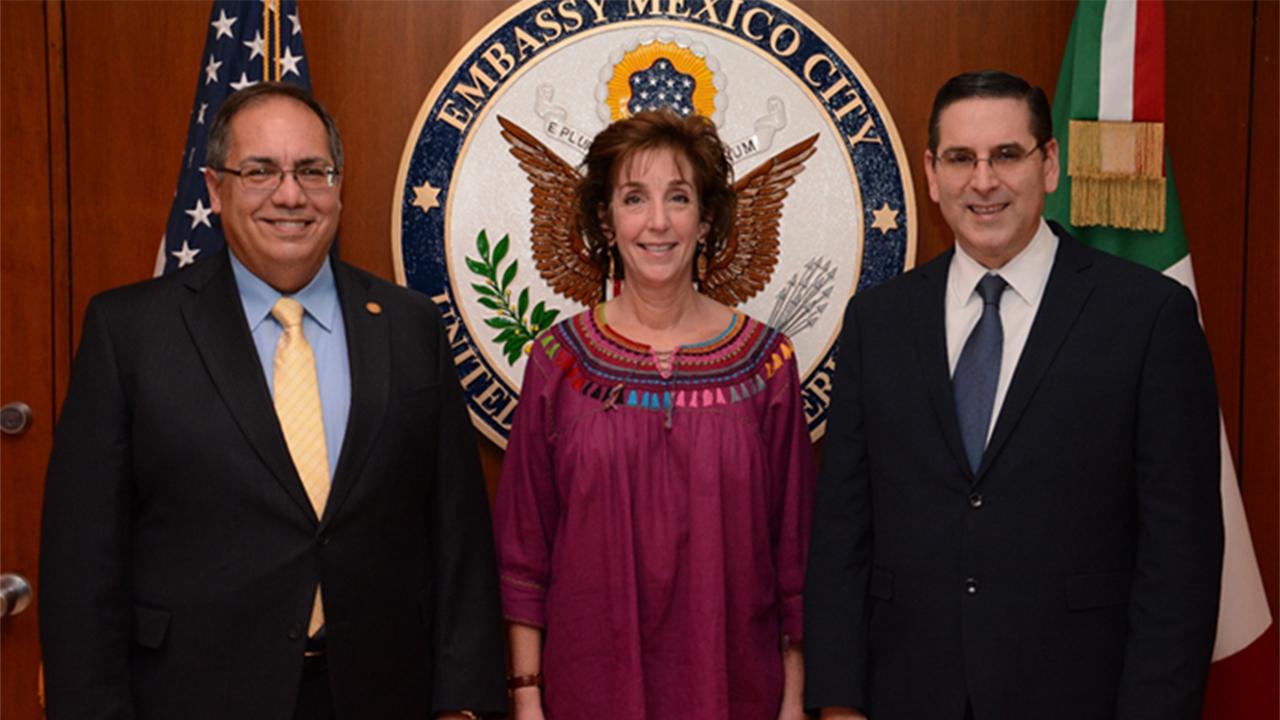 Jacobson es nombrada coordinadora para asuntos de la frontera sur por Biden