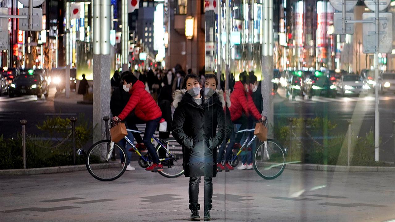 Japón declara estado de emergencia en Tokio tras aumento de contagios