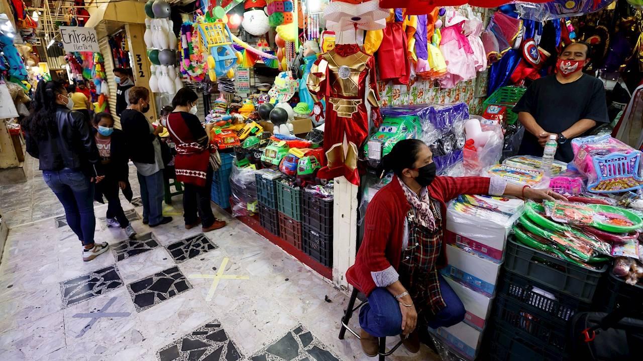 Por pandemia, compras del Día de Reyes caen cerca de 50%