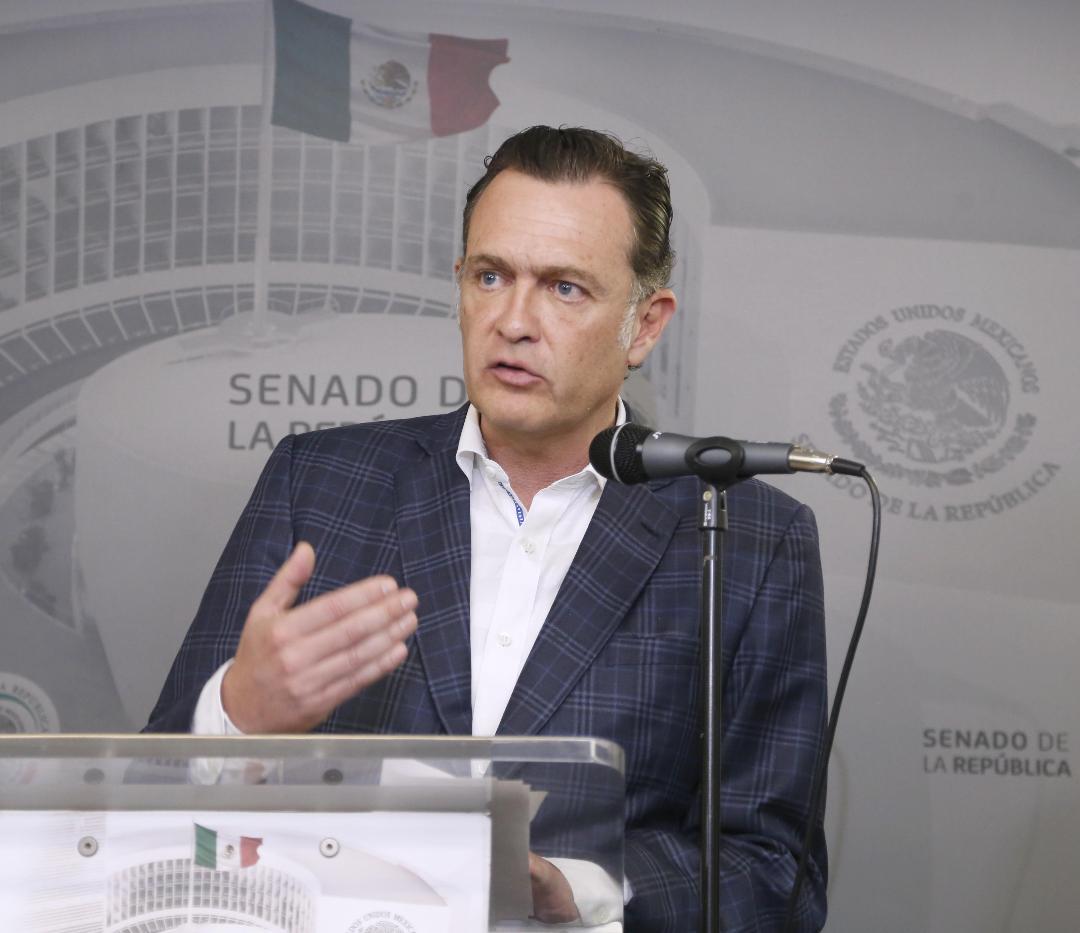 Morena y el PRI están 'desgastados' en Querétaro, afirma aspirante del PAN
