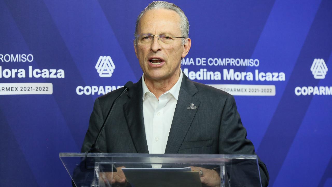 No podemos dejarle todo el peso de la crisis al gobierno de AMLO: José Medina Mora