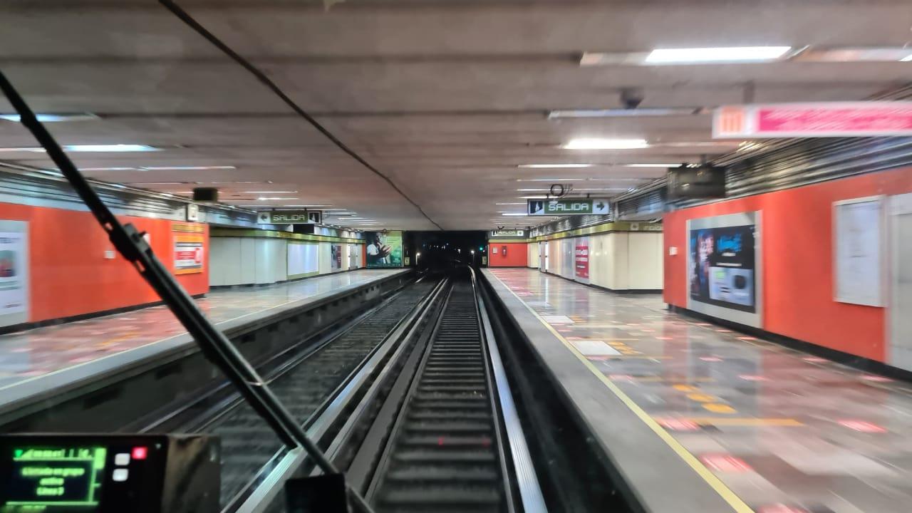 Mañana reabirá Línea 2 del Metro de la CDMX tras casi 1 mes sin operar