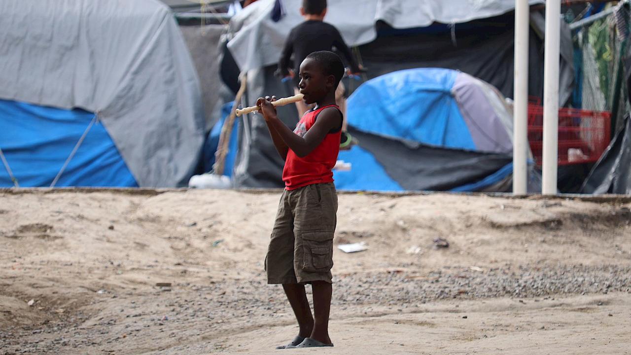 Estaciones migratorias de México ya no albergarán menores de edad