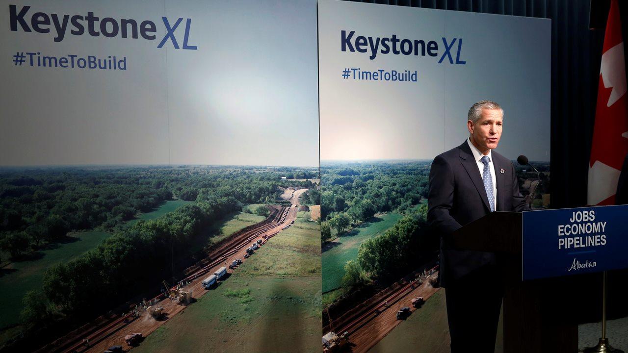 Oleoducto Keystone XL promete cero emisiones para no ser cancelado por Biden