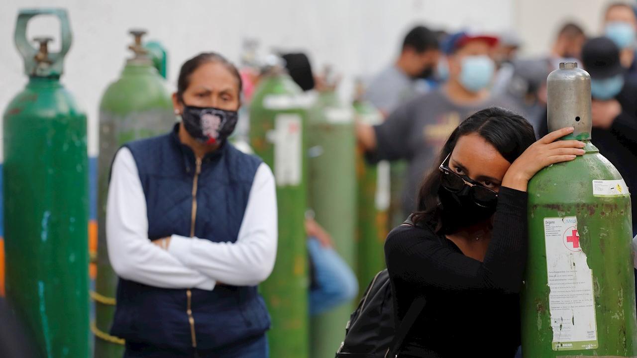Delincuencia está involucrada en sobreprecio del oxígeno: Sánchez Cordero