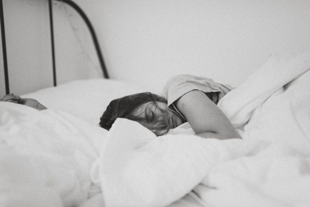 persona mañanera sueño