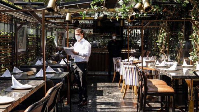 Reapertura restaurantes Semaforo rojo covid 19 11