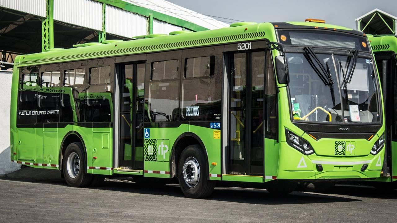 CDMX emplea 770 autobuses para reemplazar 6 líneas del Metro