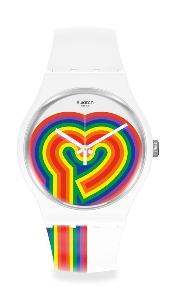 relojes Swatch 14 de febrero