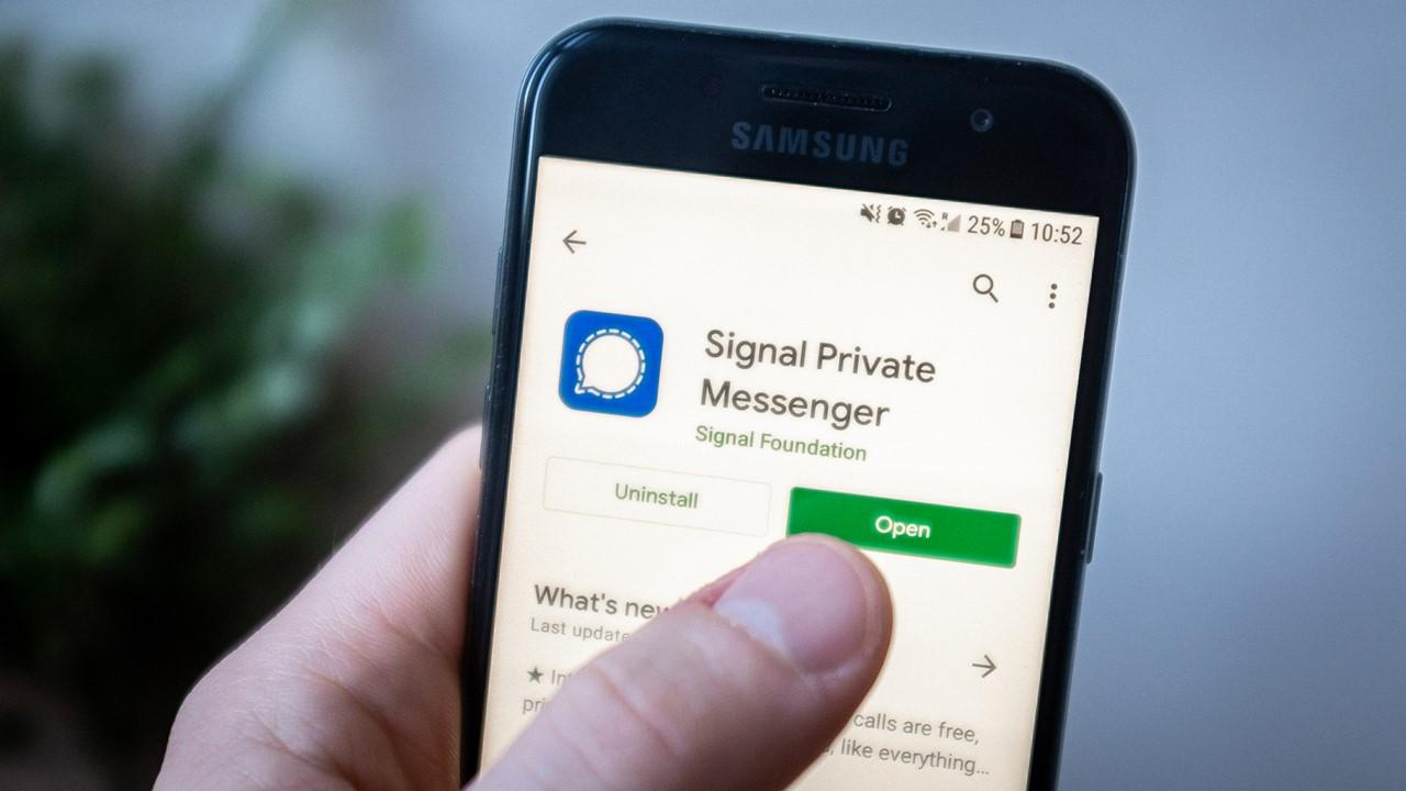 ¿Qué es Signal, la app que Elon Musk recomienda en vez de WhatsApp?