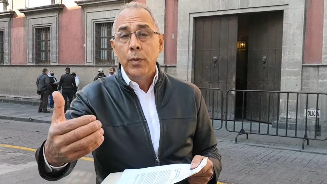 Aspirante de SLP impugna paridad de género en candidatura de Morena