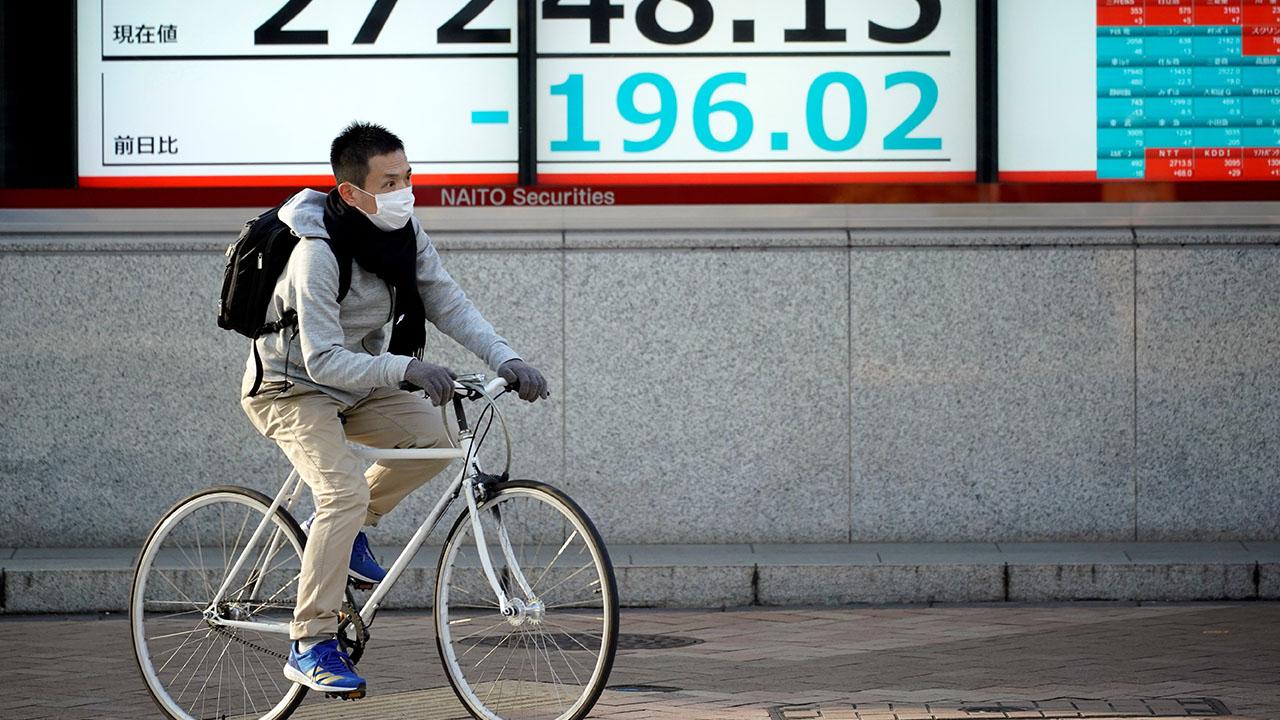 Japón estudia declarar estado de emergencia para el área de Tokio