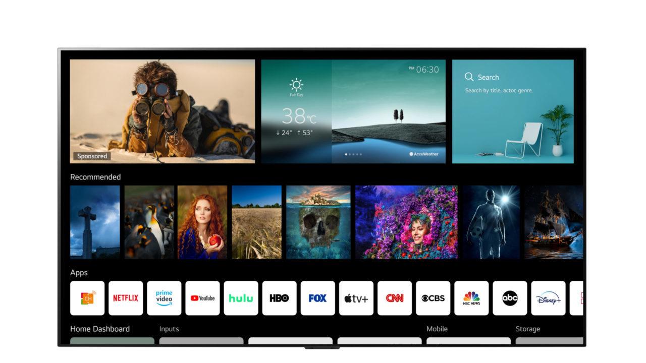 La evolución de pantallas y un teléfono enrollable, la visión de LG en el CES 2021